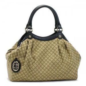 Gucci(グッチ) ショルダーバッグ SUKEY 211944 9769 ブラック/ベージュ
