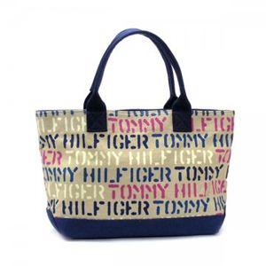 TOMMY HILFIGER(トミーヒルフィガー) トートバッグ STENCIL GROUP 6912243 261 オリーブ