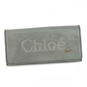 Chloe(クロエ) 長財布 SHADOW 3P0321 37 ダークグレー - 拡大画像