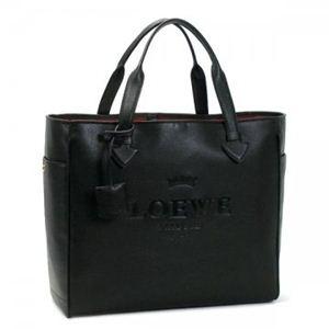 Loewe(ロエベ) トートバッグ HERITAGE LEATHER 377.79.750 1100 ブラック