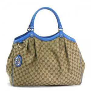 Gucci(グッチ) ショルダーバッグ SUKEY 211943 8486 ライトブルー