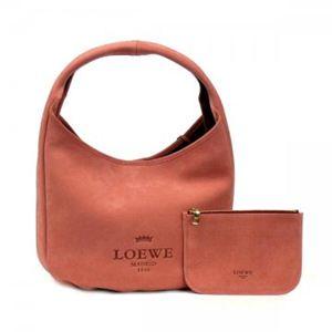 Loewe(ロエベ) ショルダーバッグ HERITAGE LEATHER 377.58.B28 7522 ピンク
