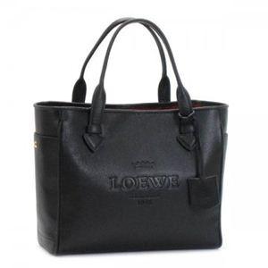 Loewe(ロエベ) ハンドバッグ HERITAGE LEATHER 377.79.751 1100 ブラック