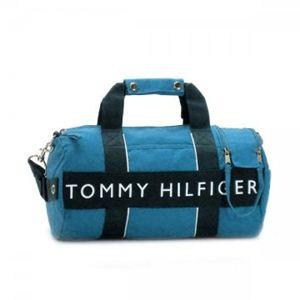 TOMMY HILFIGER(トミーヒルフィガー) ボストンバッグ LOGO CLASSICS 6912242 441 ダークオレンジ - 拡大画像