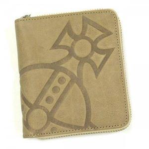 Vivienne Westwood(ヴィヴィアンウエストウッド) 二つ折り財布(小銭入れ付) MANGIANT ORB 5730 ライトベージュ - 拡大画像