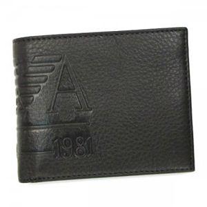 EMPORIO ARMANI(エンポリオアルマーニ) 二つ折り財布(小銭入れ付) LINEA ANGAR YEM122 80426 グレー