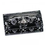 Vivienne Westwood(ヴィヴィアンウエストウッド) キーケース LASER ORB 720V ブラック