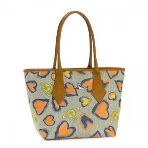 Vivienne Westwood(ヴィヴィアンウエストウッド) ショルダーバッグ SECRET HEART 5881 オレンジ