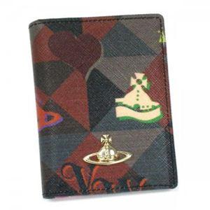 Vivienne Westwood(ヴィヴィアンウエストウッド) カードケース ROPE ORB 32157 ブラック