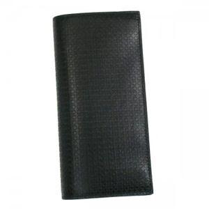 Ferragamo(フェラガモ) 長財布 MENS SLG -MINIGANCIN 669151 498935 ブラック