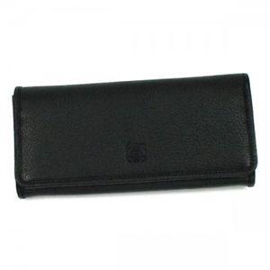 Loewe(ロエベ) 長財布 AMAZONA 113.95.F11 1100 ブラック