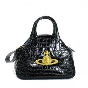 Vivienne Westwood(ヴィヴィアンウエストウッド) ハンドバッグ CHANCERY 5748 ブラック