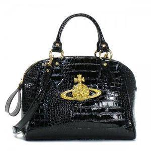 Vivienne Westwood(ヴィヴィアンウエストウッド) ハンドバッグ CHANCERY 5815 ブラック