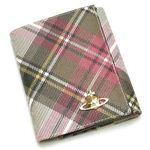 【2012年3月31日まで期間限定値下げ】Vivienne Westwood(ヴィヴィアン ウエストウッド) Wホック財布 DERBY 737 エキシビジョン