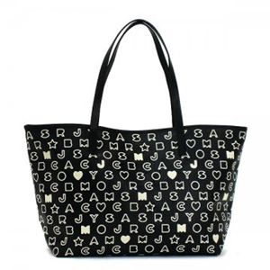 MARC BY MARC JACOBS(マークバイマークジェイコブス) トートバッグ EAZY TOTES M3121079 11 BLACK MULTI