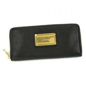 MARC BY MARC JACOBS(マークバイマークジェイコブス) 長財布 PREPPY LEATHER M3PE093 1 BLACK