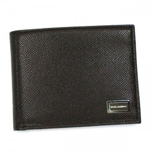 DOLCE&GABBANA(ドルチェアンドガッバーナ) 二つ折り財布(小銭入れ付) BP0457 80051 EBANO