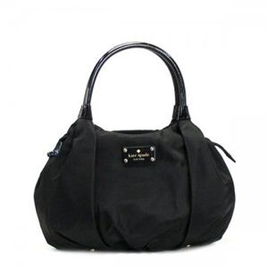 KATE SPADE(ケイトスペード) トートバッグ KATE SPADE NYLON PXRU2272 1 BLACK/BLACK CREAM