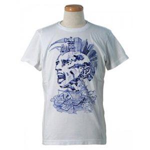 DIESEL(ディーゼル) メンズシャツ CSX6 100 WHITE - 拡大画像