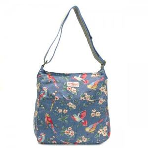 CATH KIDSTON(キャスキッドソン) ナナメガケバッグ 330459 BLUE