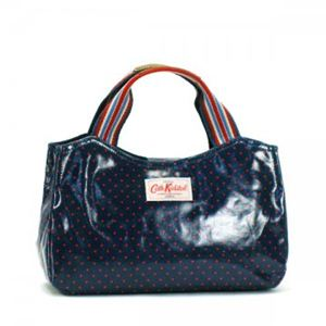 CATH KIDSTON(キャスキッドソン) トートバッグ 345101 NAVY AND RED