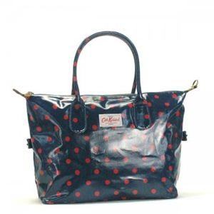 CATH KIDSTON(キャスキッドソン) ボストンバッグ FASHION 348430 NAVY AND RED