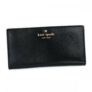 【2012年9月末まで期間限定値下げ】KATE SPADE(ケイトスペード) 長財布 MIKAS POND PWRU2127 1 BLACK - 拡大画像