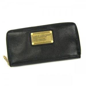 MARC BY MARC JACOBS(マークバイマークジェイコブス) 長財布 PREPPY LEATHER M3PE092 1 BLACK