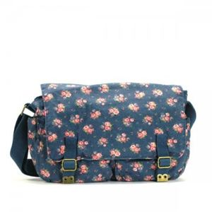 CATH KIDSTON(キャスキッドソン) ナナメガケバッグ FASHION 345156 NAVY