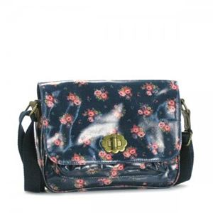 CATH KIDSTON(キャスキッドソン) ナナメガケバッグ FASHION 348393 NAVY
