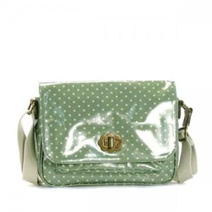 CATH KIDSTON(キャスキッドソン) ナナメガケバッグ FASHION 348416 SAGE GREEN