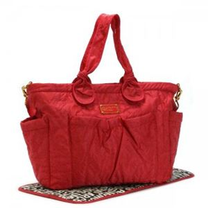 MARC BY MARC JACOBS(マークバイマークジェイコブス) トートバッグ PRETTY NYLON M3111128 613 STRAWBERRY CORDIAL