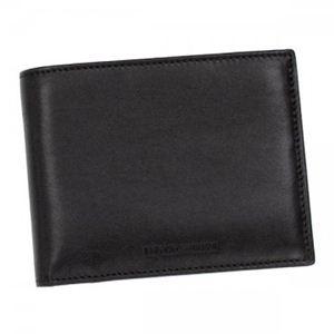 EMPORIO ARMANI(エンポリオアルマーニ) 二つ折り財布(小銭入れ付) PICCOLA PELLETTERIA YEM078 AFTER DARK
