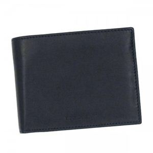 EMPORIO ARMANI(エンポリオアルマーニ) 二つ折り財布(小銭入れ付) PICCOLA PELLETTERIA YEM078 BLU