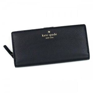 KATE SPADE(ケイトスペード) 長財布 COBBLE HILL PWRU2588 1 BLACK