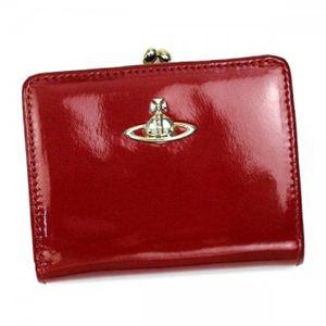 Vivienne Westwood(ヴィヴィアンウエストウッド) 二つ折り財布(小銭入れ付) APOLLO 32264  CORAL - 拡大画像