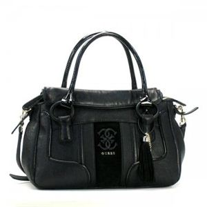 Guess(ゲス) ショルダーバッグ CHESCA VG364405 BLACK - 拡大画像