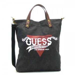 Guess(ゲス) トートバッグ FALL TOTES CA367394 BLACK - 拡大画像