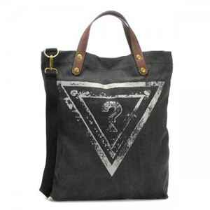Guess(ゲス) トートバッグ FALL TOTES CA338794 BLACK - 拡大画像