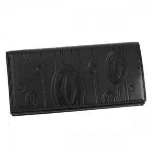 Cartier(カルティエ) 長財布 PASHA L3001212 ONYX - 拡大画像