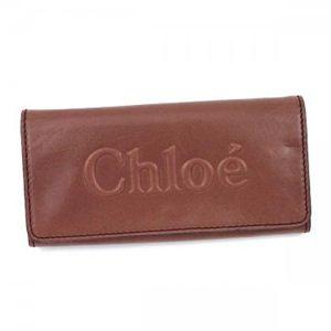 Chloe(クロエ) 長財布 SHADOW 3P0321 07C OLD ROSE - 拡大画像