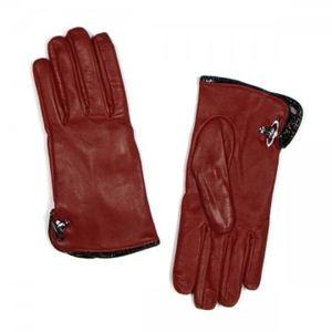 【2012年12月27日まで期間限定値下げ】Vivienne Westwood(ヴィヴィアンウエストウッド) 手袋 3401 CORALLO - 拡大画像