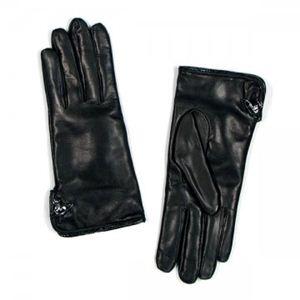 【2013年1月31日まで期間限定値下げ】Vivienne Westwood(ヴィヴィアンウエストウッド) 手袋 3401 NERO - 拡大画像