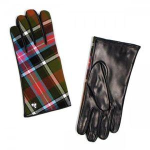 【2013年1月31日まで期間限定値下げ】Vivienne Westwood(ヴィヴィアンウエストウッド) 手袋 6033 MULTI/NERO - 拡大画像