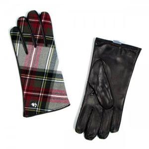 【2013年1月31日まで期間限定値下げ】Vivienne Westwood(ヴィヴィアンウエストウッド) 手袋 6033 EXHIBITION/BORDEAUX - 拡大画像