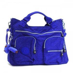 Kipling(キプリング) ハンドバッグ BASIC K13542 587 BLUE VIOLET - 拡大画像