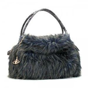 Vivienne Westwood(ヴィヴィアンウエストウッド) ハンドバッグ MONTECARLA 5991 BLU - 拡大画像