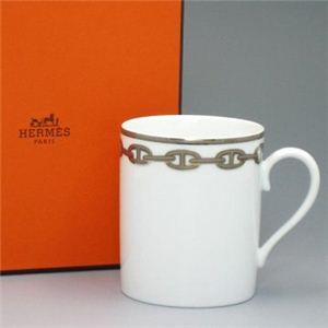 Hermes(エルメス) マグカップ シェーヌダンクルPT 04134P - 拡大画像