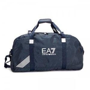 EA7(イーエーセブン) ボストンバッグ 275351 2836 DARK GREY - 拡大画像