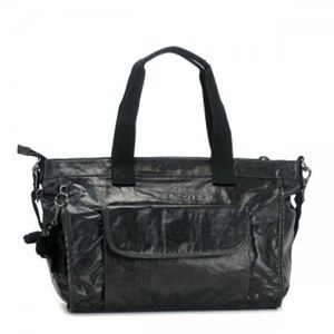 Kipling(キプリング) ナナメガケバッグ BASIC K10718 952 LACQUER BLACK - 拡大画像